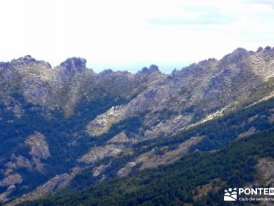 Cuerda Larga - Miraflores de la Sierra; clubes de senderismo madrid caminatas por madrid senderismo